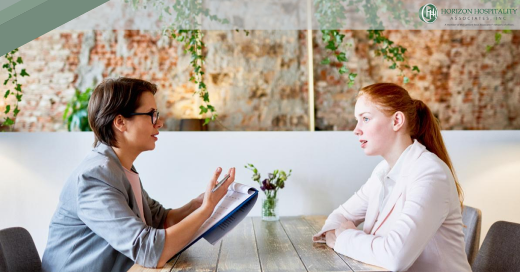 Candidates should always be prepared with questions before an interview